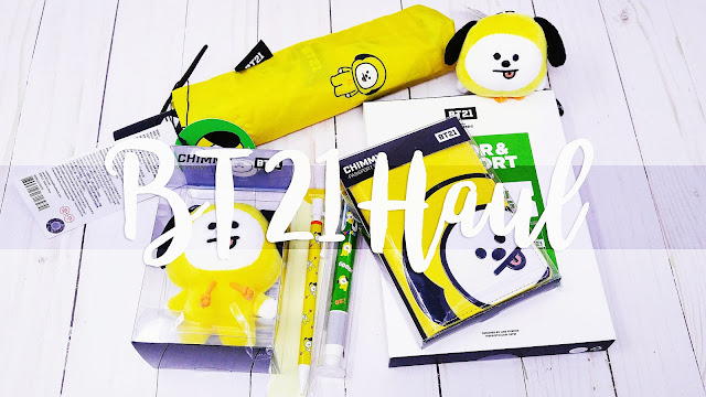 BT21 NYC Haul | Chimmy All Things