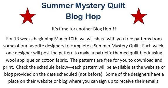 My Red Door Designs Blog Hop Time