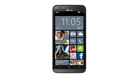 Blu Win HD LTE price