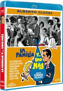 La Familia y… uno más [BD25] *Castellano