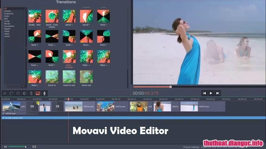 Download Movavi Video Editor 15.0.1 Full Cr@ck – Phần mềm chỉnh sửa, biên tập video đơn giản