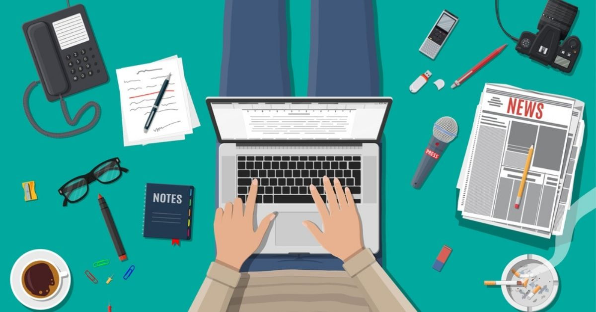 نصائح وتوصيات للإعلاميين الجدد