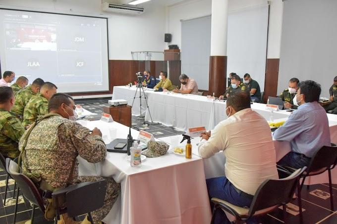 Con aprobación del Plan Integral de Seguridad y Convivencia Ciudadana, Gobernación le apuesta a reducir la inseguridad en el Magdalena