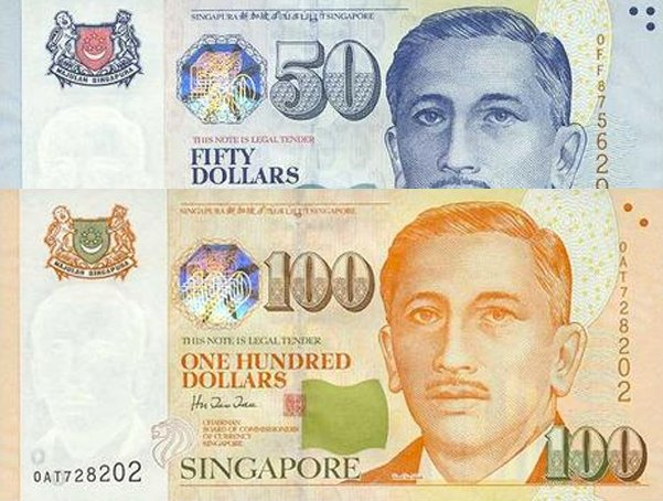 Fake $50 & $100 S'pore dollar notes in circulation: Police