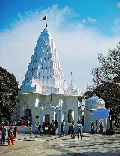 मनसा देवी मंदिर पंचकूला