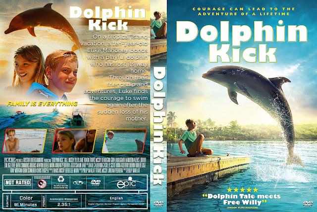 Dolphin Kick DVD Cover