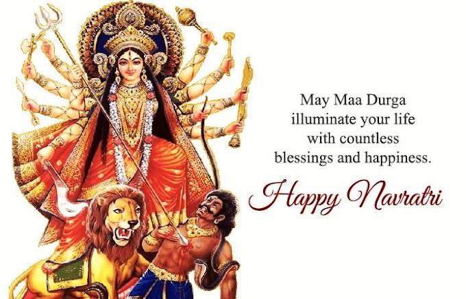 Happy Durga Ashtami Wishes and Images 24 October 2020