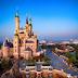 Novas imagens mostram o Enchanted Storybook Castle concluído na Disneyland Shanghai
