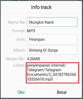 download lagu spotify - lagu dari hasil download di telegram