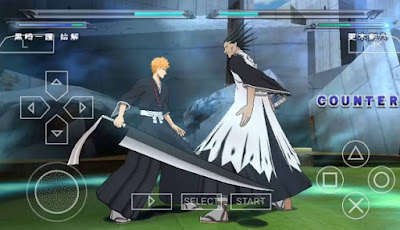 Download Bleach Heat The Soul 6 ISO PSP PPSSPP