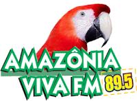 Rádio Amazônia Viva FM de Belém PA Ao Vivo
