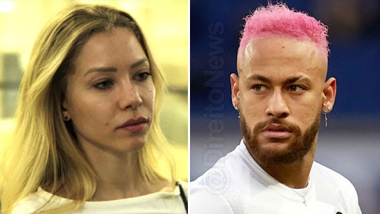 modelo denunciou neymar estupro absolvida fraude