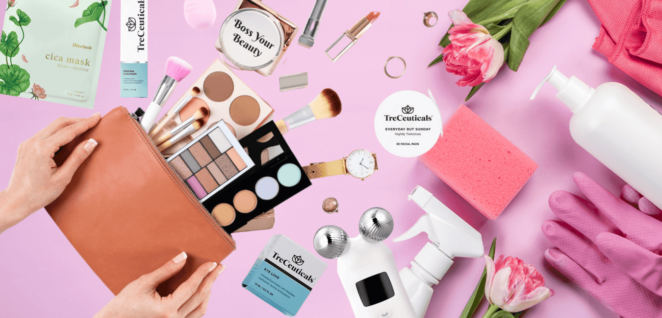 How To Spring Clean Your Beauty Products By Barbies Beauty Bits