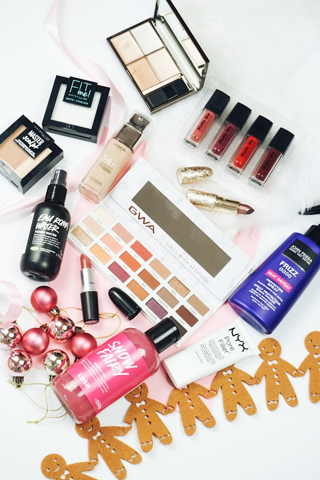 Whats New In The Beauty Stash : Nov 2017