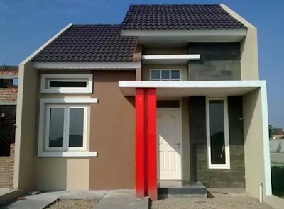 model desain atap rumah minimalis type 36