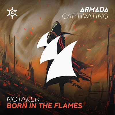 "Notaker Drops New Single ""Born In The Flames"""