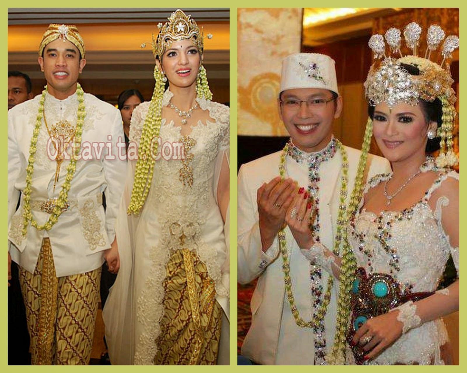 Kumpulan Foto Model Baju Kebaya Adat Sunda Trend Baju Kebaya 2017 pengantinmuslimah Gaun Pengantin
