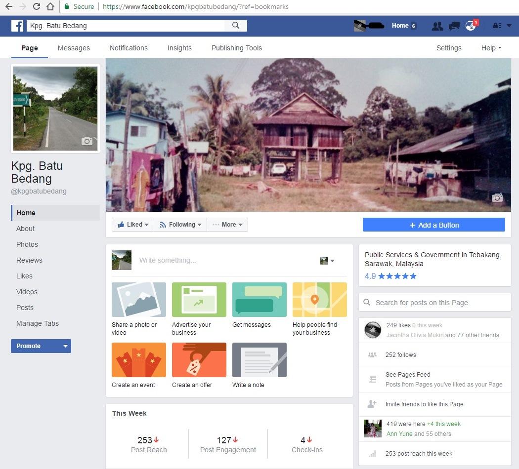 Connecting the dots: Views on promoting Bidayuh language ...