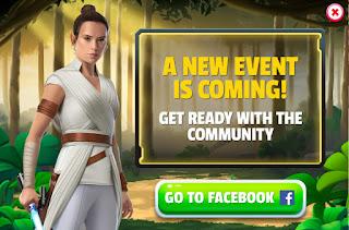 A New Event Is Coming Star Wars Disney Magic Kingdoms