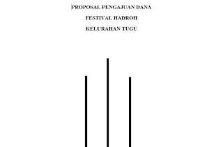 proposal, festival hadroh