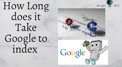 how long does it take google to index a new page