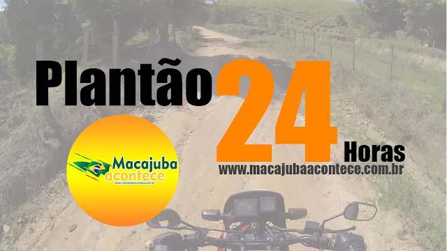 Homem sofre fratura ao cair de moto na zona rural de Macajuba