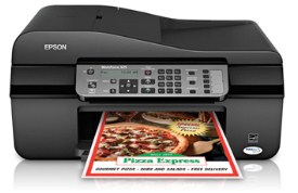 Epson WorkForce 325 Driver Download For Windows XP/ Vista/ Windows 7/ Win 8/ 8.1/ Win 10 (32bit - 64bit), Mac OS and Linux.