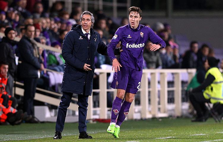 """Sousa: """"Federico posjeduje kvalitet da ostvari svoje snove"""""""