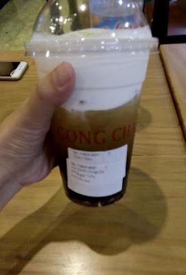 Tra Sua Gongcha Ship tan noi tai Da Nang 20k - 35k