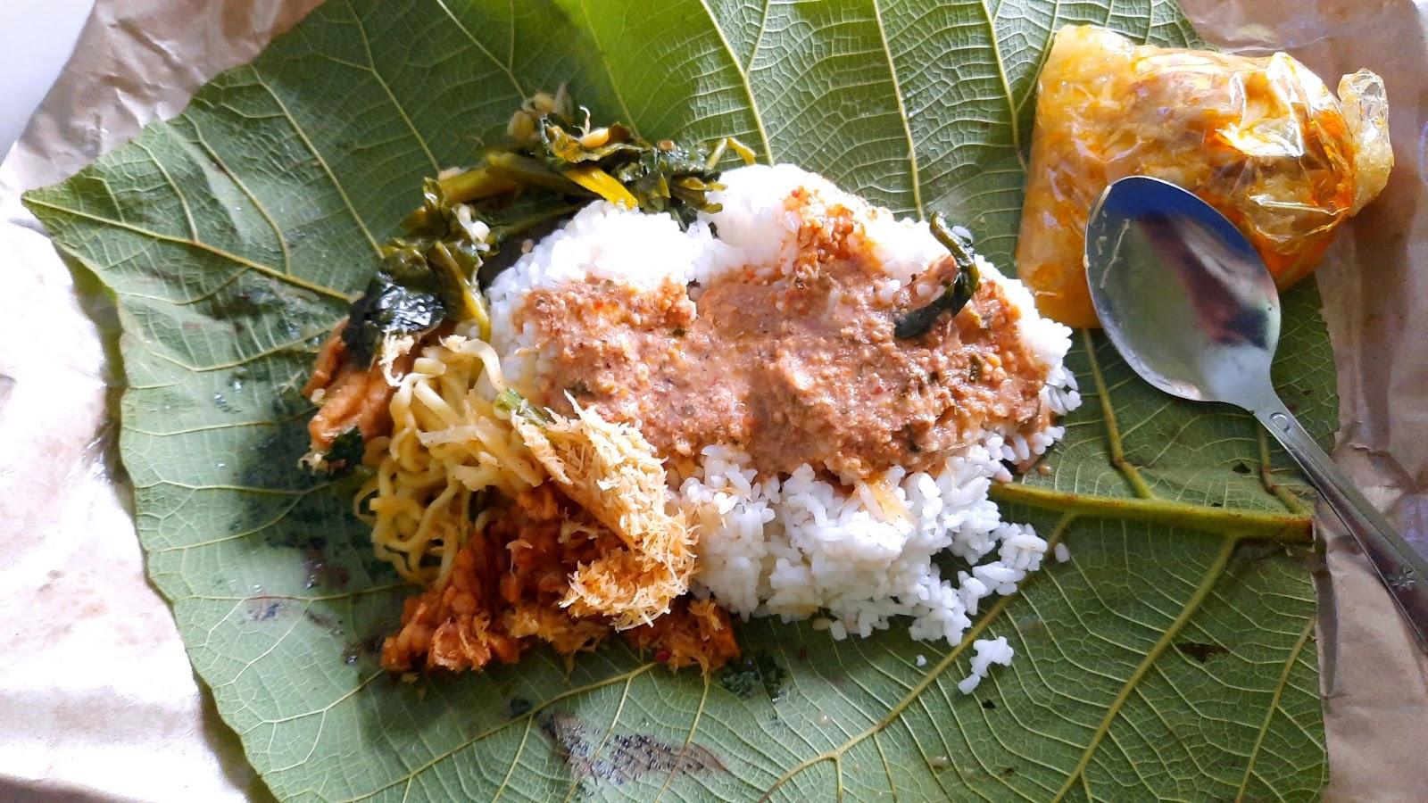 Pecel Pak Ton Tuban
