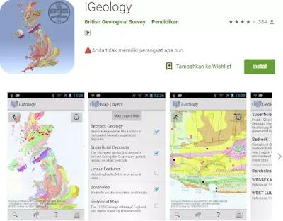 5 Aplikasi Geologi Terbaik Untuk Android-3