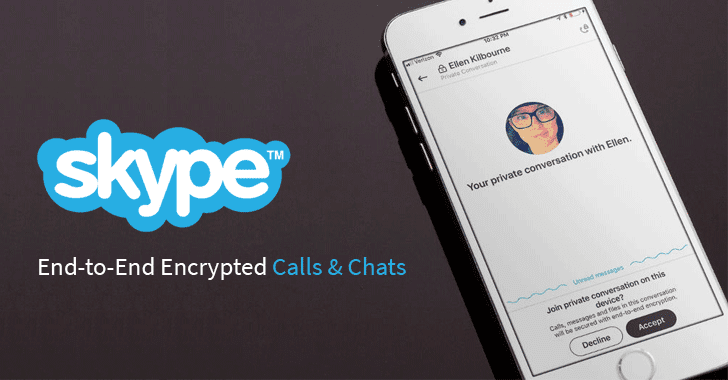 how private is skype video calling