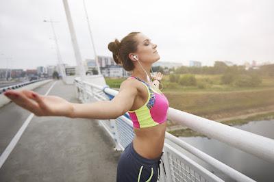 Respiración saludable ejercicio