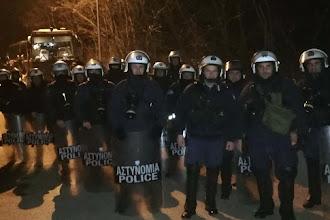 ΈΚΤΑΚΤΟ : Δυνάμεις της αστυνομίας μετακινούνται στον Έβρο
