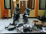 Polisi Amankan Pelaku Curanmor di Rote Ndao