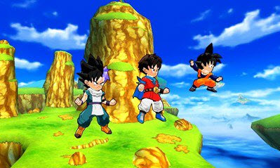 Dragon Ball tie-in game review