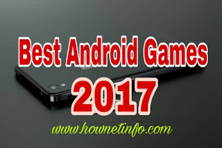 Best Android Games of 2017