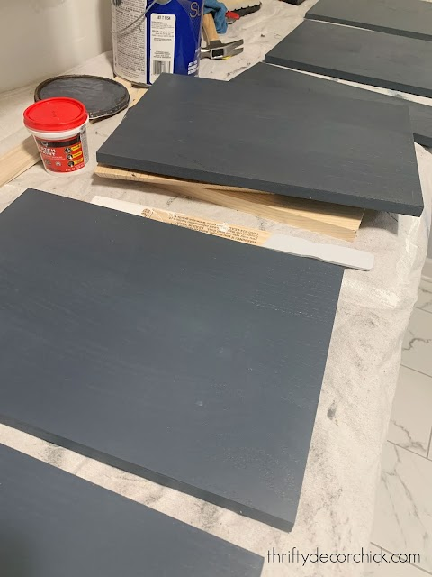how to paint cabinets by hand