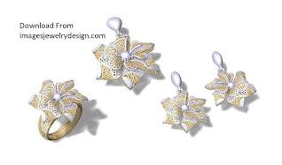 Dubai jewelry style pendant designs images
