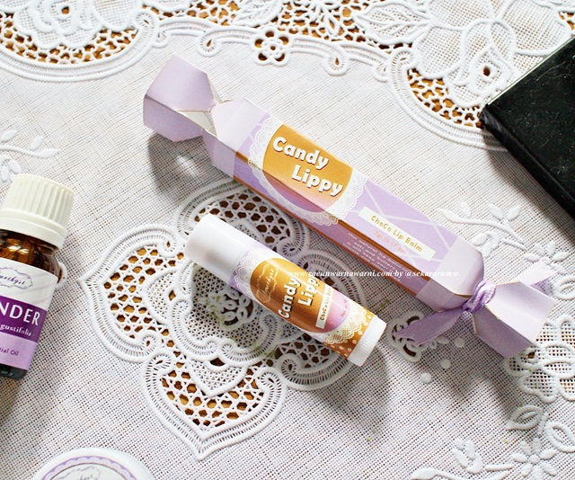 Review Lip Balm Amethyst
