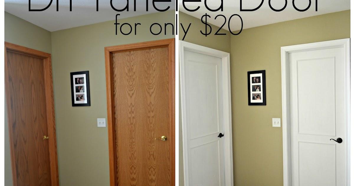 Can Veneered Doors Be Painted