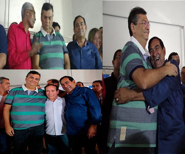 Incompetência política de Flavio Dino poderá entregar Paço do Lumiar nas mãos dos Sarney novamente.