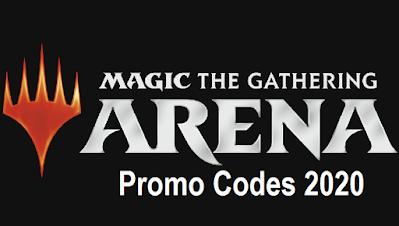 MTG Arena Promo Codes
