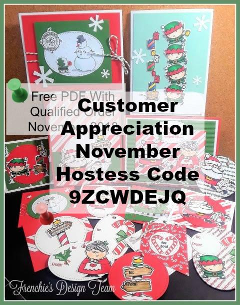 Signs of Santa, Customer Appreciation, Free, PDF