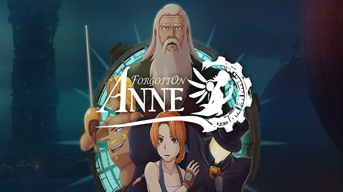 Forgotton Anne PC Game Download