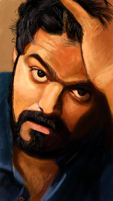 Joseph Vijay Chandrasekhar, known mononymously as Vijay