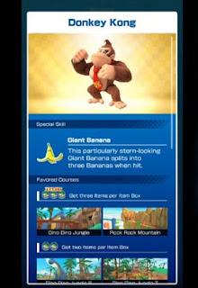 Use 3 Times, Giant Banana, Mario Kart Tour, MKT