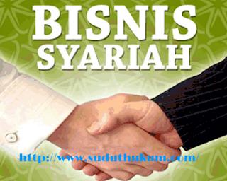Sumber Hukum Bisnis Syariah