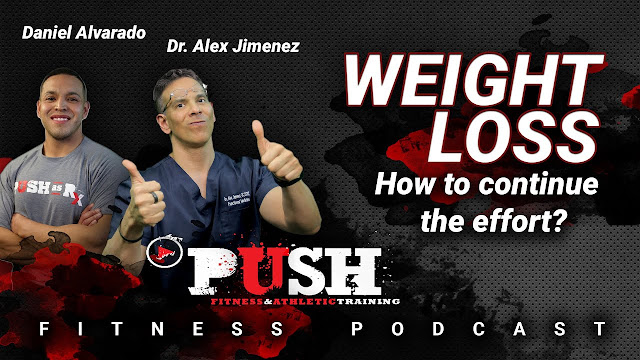 PUSH Fitness Podcast: Weight Loss Techniques Featured Image