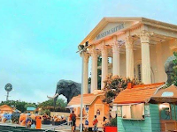 Obyek Wisata Jatim Park 2 yang Edukatif untuk Semua Kalangan